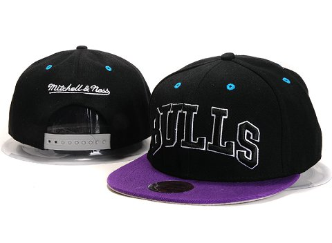 Chicago Bulls NBA Snapback Hat YS237